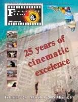 Film Festival brochure designed by Ganna Sheyko