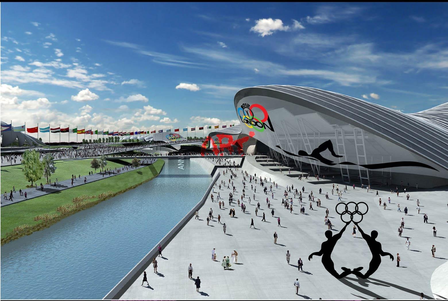 exterior_ olympic London