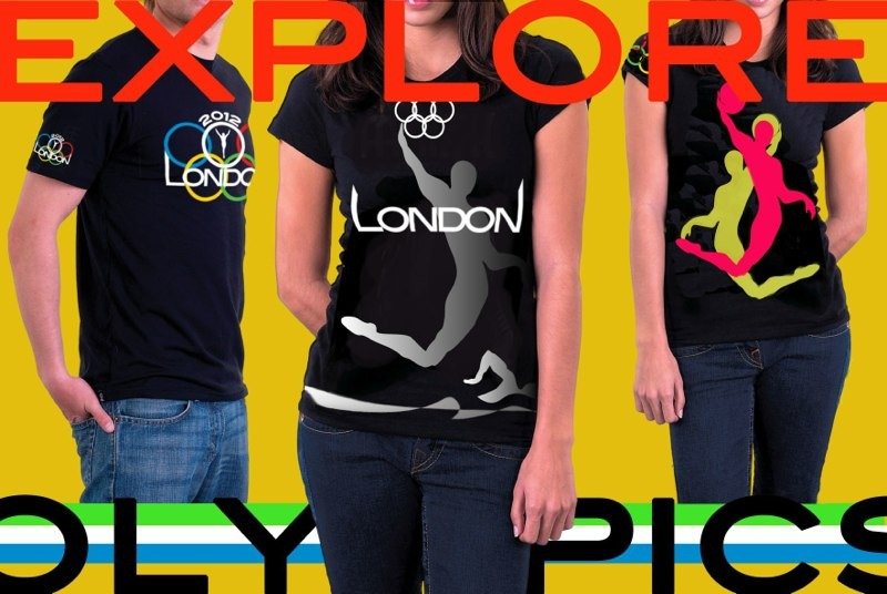 t_shirt_olympic_postcard  by Ganna Sheyko