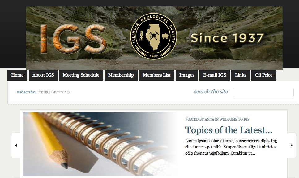 Illinois Geologic Society