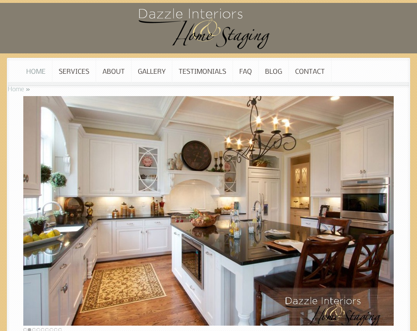 Dazzle Interiors Home Staging- St. Louis, MO