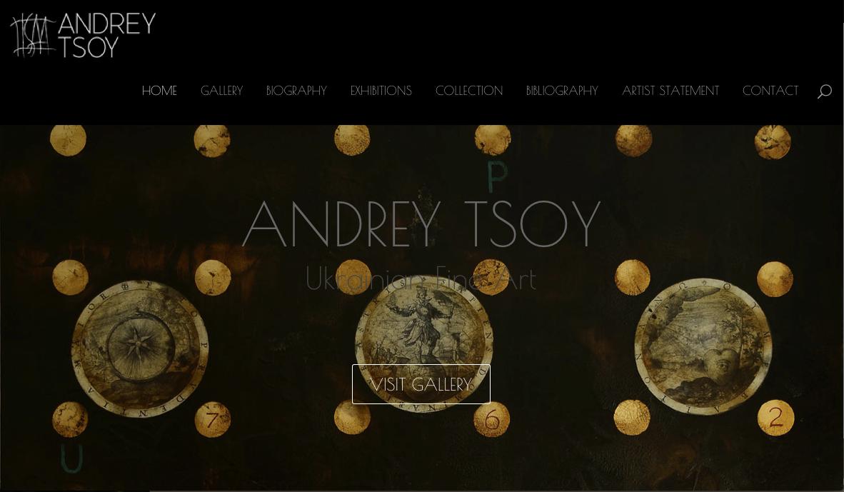 Tsoy Andrey - Ukrainian Fine Art