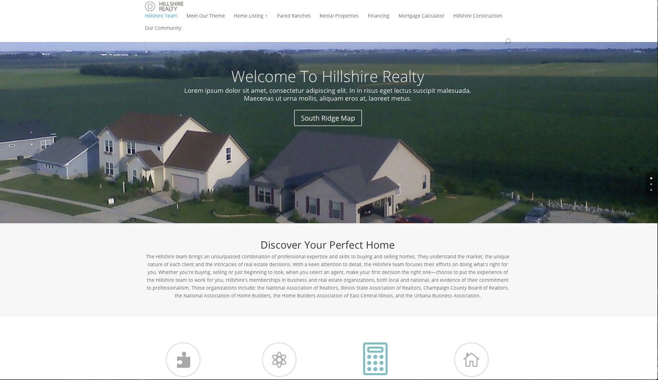 Hillshire Realty - South Ridge, Urbana IL