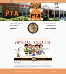 annartdesign_website_layout_thomas_paine_pta_by_Ganna_Sheyko